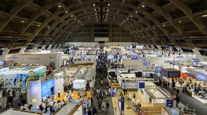2017 witnessed the biggest ever Labelexpo Europe show