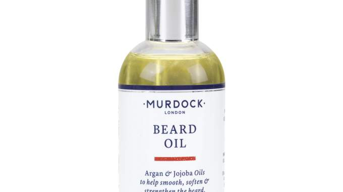 Murdock London's new Beard Collection is a range of male grooming products consisting of beard shampoo, conditioner and oil