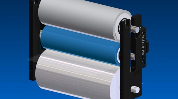 Polymag Tek specializes in the design and fabrication of contact web, sheet and process roll cleaning products for the converting industry