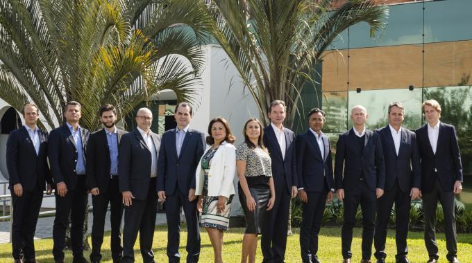The board of the new global converter group