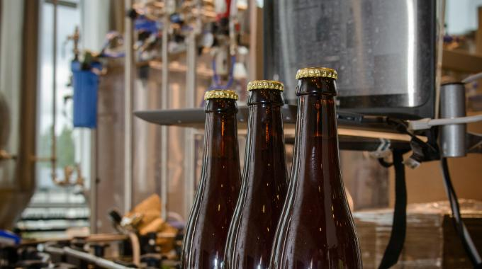 In the first deployment, 2D codes individualized by UpCode have been attached to the labels of beer bottles from a small brewery in Vaasa, FinlandIn the first deployment, 2D codes individualized by UpCode have been attached to the labels of beer bottles from a small brewery in Vaasa, Finland