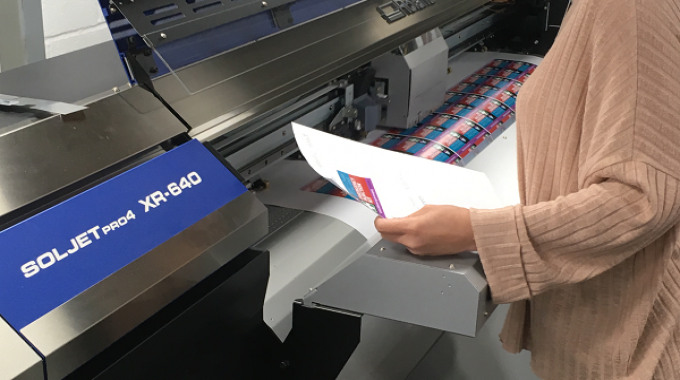Handy Labels has printed in excess of 88.5 million labels over the last decade