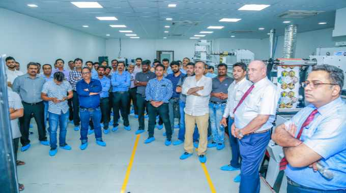 Sai Group celebrates 25 years | Labels & Labeling