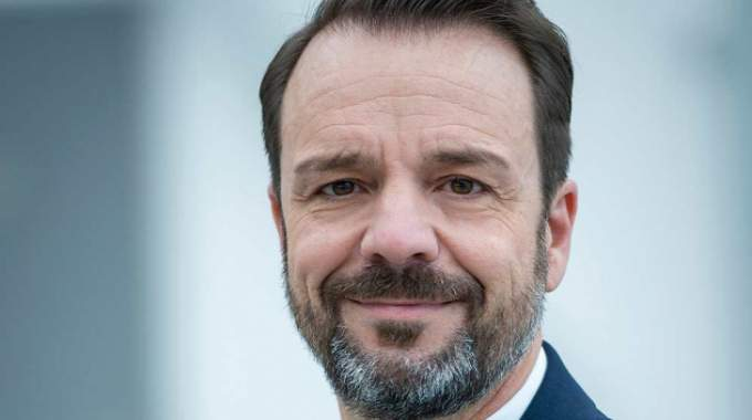 Stefano Squarcina is the new sales and marketing director at Flexotecnica