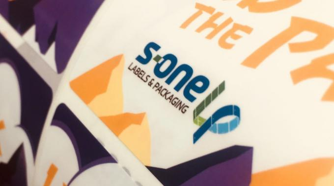S-OneLP is a new division focused on providing essential products, unparalleled service, technical know-how and integrated products to digital printers in the labels and flexible packaging market.