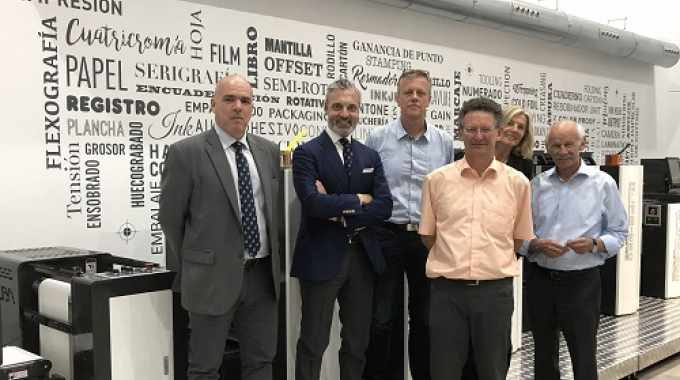 Wilkri Etiketten has become the first in Germany to install a Wanjie WJPS semi-rotary offset press