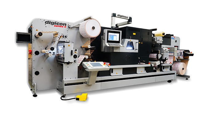 A B Graphic International (ABG) has taken a record number of orders for DigiLase 4.0 digital finishing machine in 2020 fueled by the e-commerce boom
