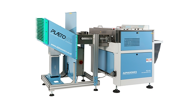 Alphasonics has launched PlaetoVPL, a plate loading system designed to maximize the throughput of its PCX range of plate cleaners