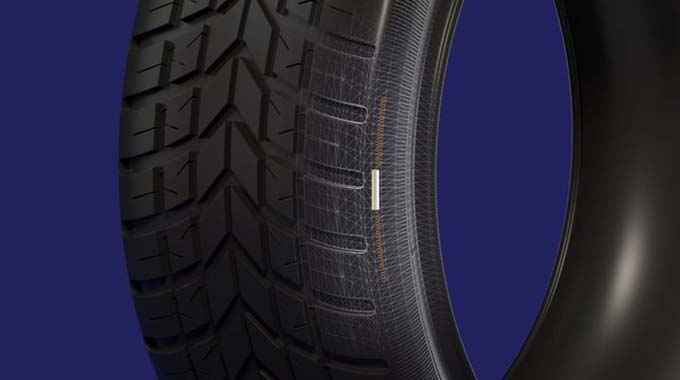 Avery Dennison Smartrac has launched AD Maxdura, one of the most advanced embedded UHF RFID tags for the tire industry