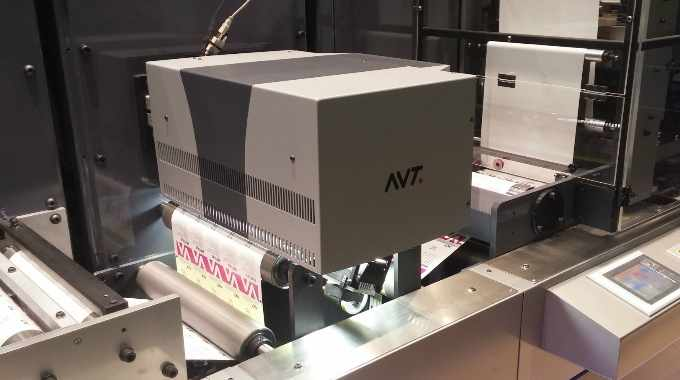 AVT shows the Helios Turbo HD+ advanced inspection system
