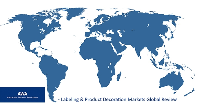 AWA Alexander Watson Associates releases 14th edition of Global Annual Review Labeling and Product Decoration