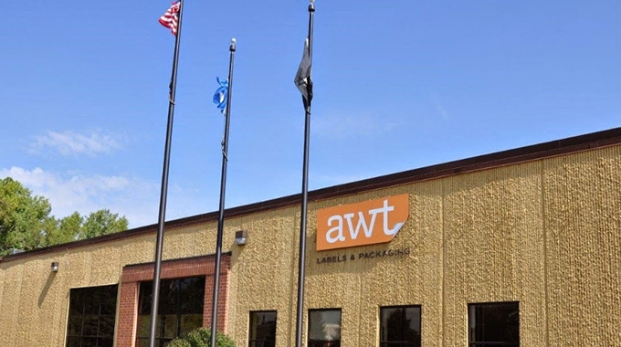 AWT Labels & Packaging has received a Calvin Frost Environmental Leadership Award from the Tag & Label Manufacturers Institute (TLMI)