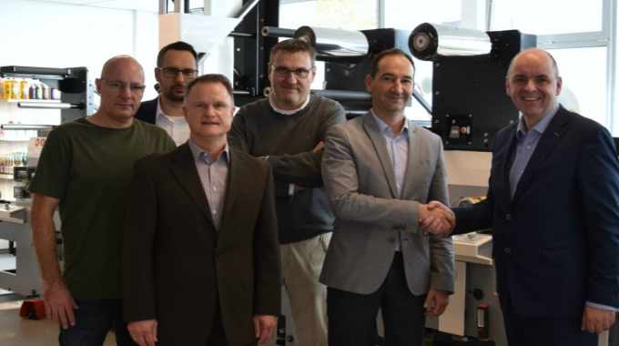 Barthel Gruppe signs for another MPS EF 430 flexo press