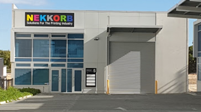 Bar Graphic Machinery has appointed Nekkorb Solutions as its distributor for the Australasian market