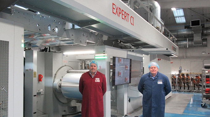Ultimate Packaging has invested in an Expert CI to increase overall productivity and future-proof its printing operations
