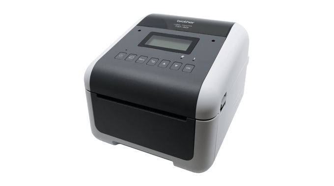 New Brother TD-4 desktop thermal transfer printer