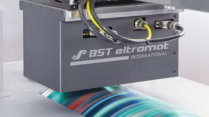 BST will demonstrate an automated process in which the iPQ-Spectral receives information via MeasureColor