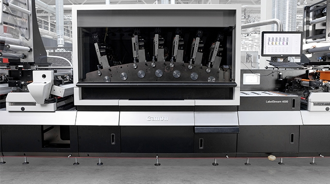 Canon has partnered with Hybrid Software to offer label converters an advanced front-end technology for the LabelStream 4000 series that delivers improved workflow capabilities and automation