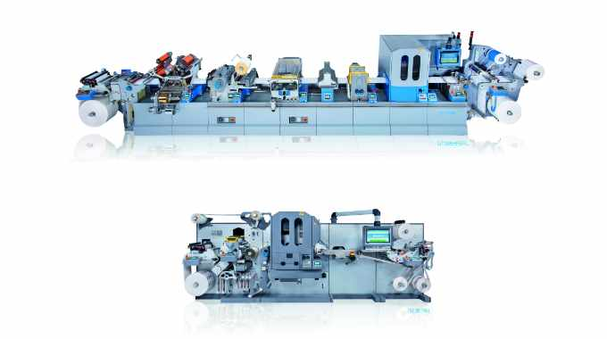 Cartes shows GT360, Gemini at Labelexpo Europe 2019