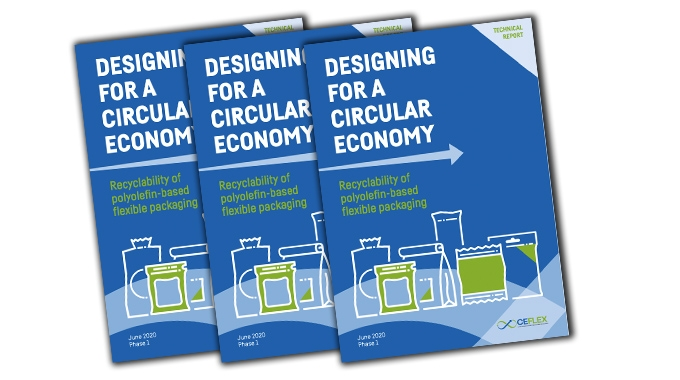 Circular Economy for Flexible Packaging (CEFLEX) initiative has issued the Designing for a Circular Economy (D4ACE) guidelines developed collaboratively with the entire flexible packaging value chain