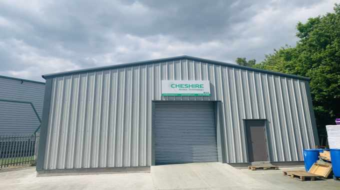 Cheshire Anilox Technology has opened a new 11,000sq ft facility in Manchester in order to boost its production capacity