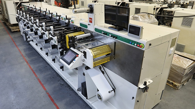 Color Label has increased the number of its Nilpeter machines to ten, with the recent acquisition of a fully refurbished, pre-owned FA-2500 press