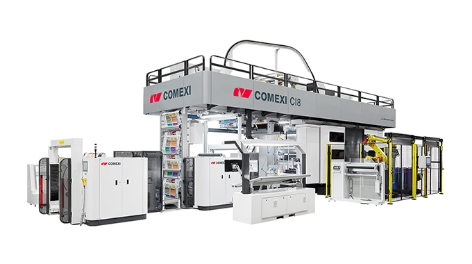 Royal Sens has acquired a Comexi Offset CI8 printing press with central impression (CI) printing technology and electron beam (EB) curing system