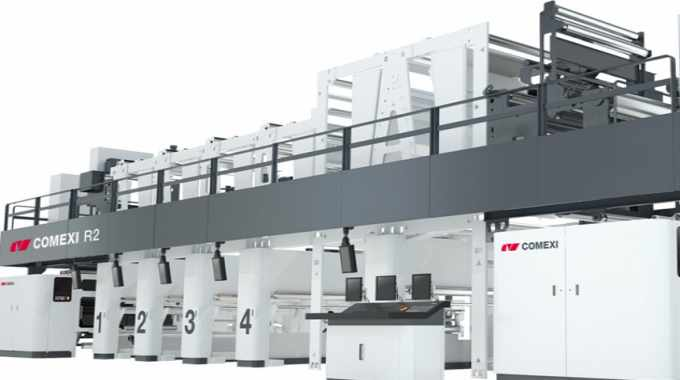 Comexi has achieved sales around the world for its gravure presses in this time but is now to divest the gravure business