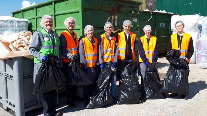 Coveris makes largest commitment to Earth Day