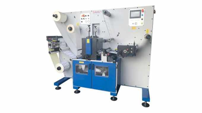 Daco DF250SRD semi-rotary die-cutter will be launched at Labelexpo Europe