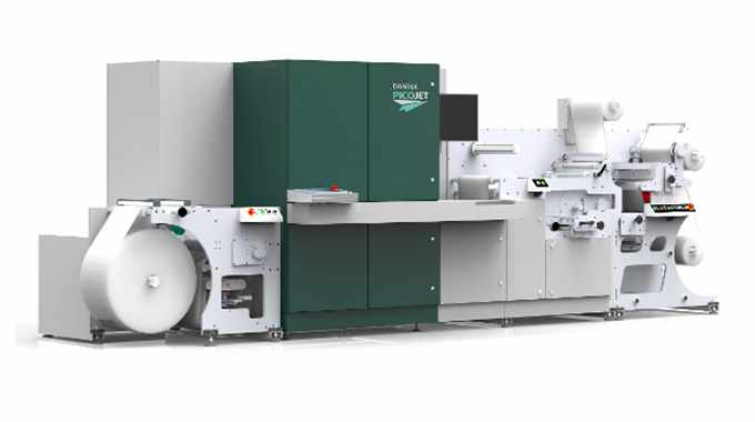 Dantex Picojet will be shown in two versions at Labelexpo Europe