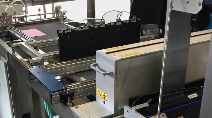 De La Rue installs bespoke printing system built by Lake Image Systems and Ross Manufacturing
