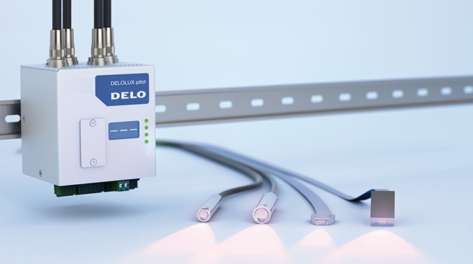 Delo has launched two new devices for controlling and powering LED curing lamps: Delolux pilot S4i and S4T