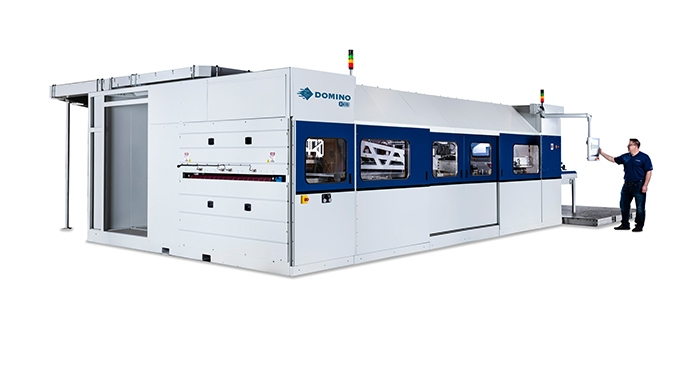 Domino Digital Printing Solutions to launch X630i, its first digital inkjet-based single pass product via a virtual event on June 16