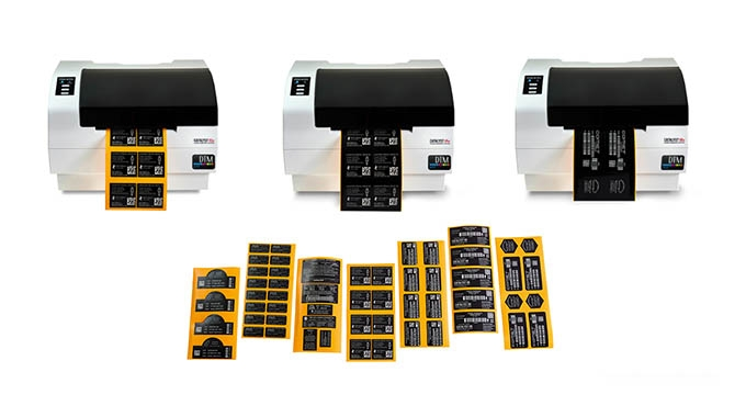 DTM Print has launched Catalyst, a laser label marking system developed to print and cut durable, synthetic labels