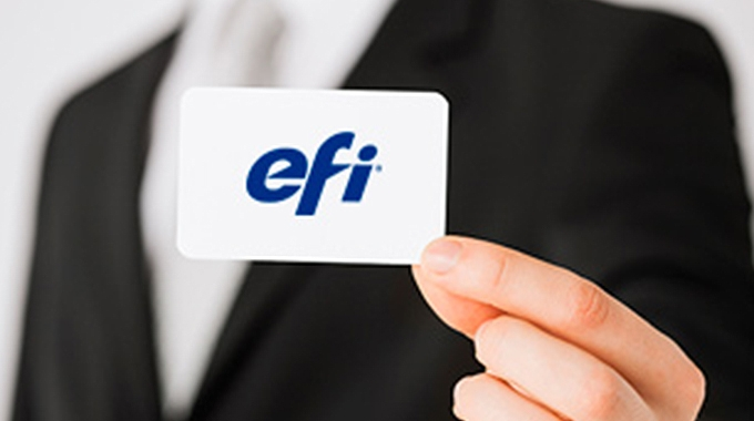 EFI has become a gold patron of the Sustainable Green Printing Partnership
