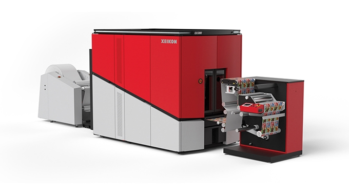 Interket invests in the new Xeikon CX300 press