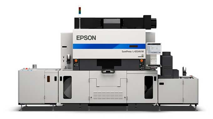 Epson will exhibit at Label Congress 2021 taking place from September 29-30 at the Donald E. Stephens Convention Center in Chicago