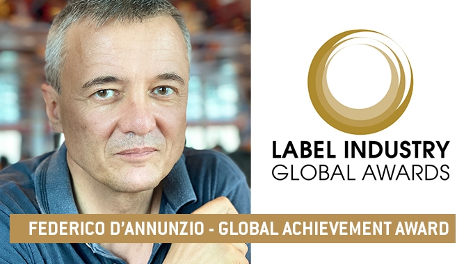 Federico D'Annunzio of Bobst Group has been chosen by the Label Industry Global Awards judges as the recipient of the esteemed R. Stanton Avery Global Achievement Award 2020.