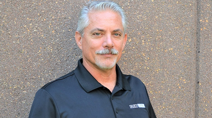 Jim Carstairs joins Flexo Wash as western territory manager