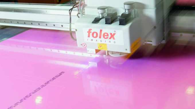 Folacoat coating plate