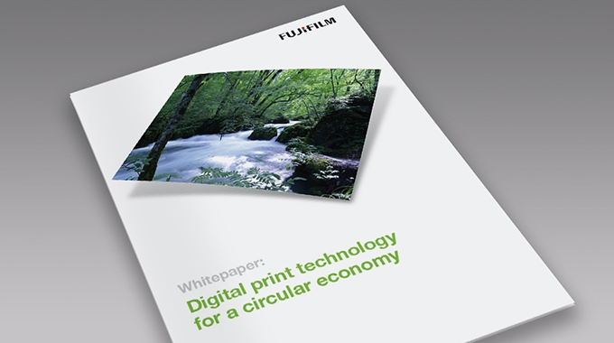 Fujifilm Graphic Systems Europe has published an environmental white paper exploring the role of print in a world of net-zero targets and increased environmental awareness