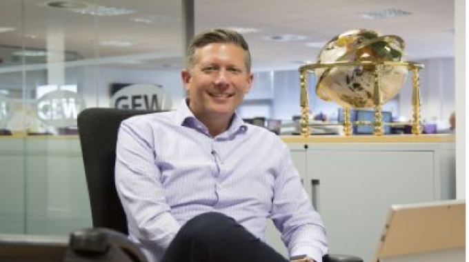 Marcus Greenbrook takes new role of director, sales and service, at GEW