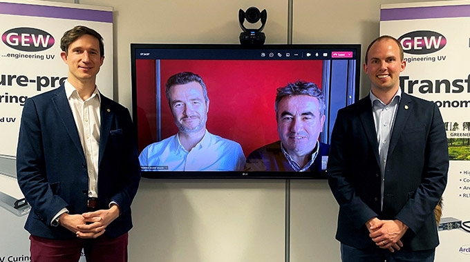 GEW has appointed DigitalEtiq as its exclusive distributor for mainland France