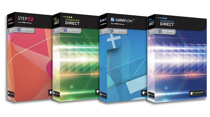 The new range of Direct software launched recently by Global Graphics Software