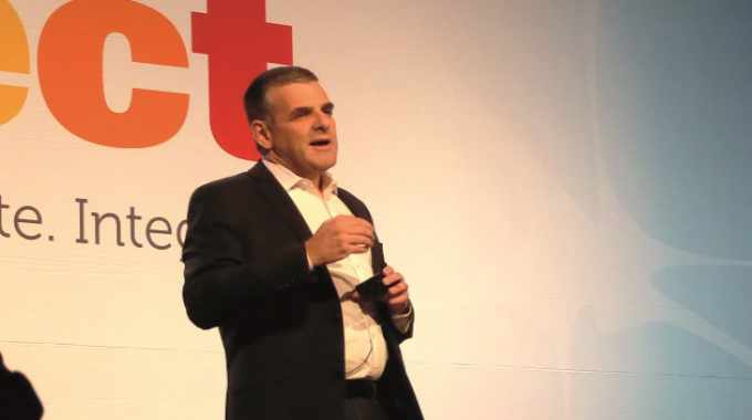 Guy Gecht has been EFI CEO for 19 years