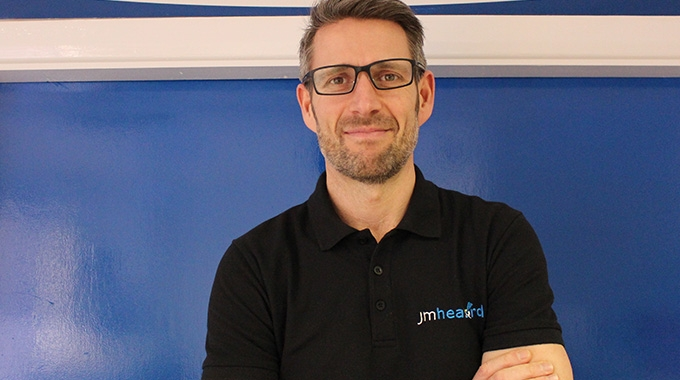 David Muncaster adds US sales role to his responsibilities to his role at JM Heafrod