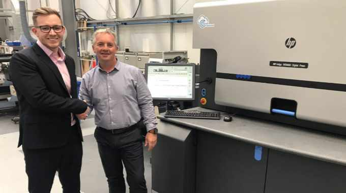 UK-based label printing specialist Vale Labels has become the first company in the UK to install an HP Indigo 6900