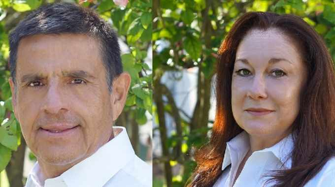 Antonio Quevedo and Margaret Apolito hired at K Laser
