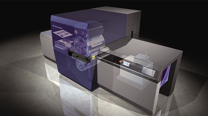 Konica Minolta launched AccurioJet KM-1e sheetfed inkjet press targeting cut sheet labels